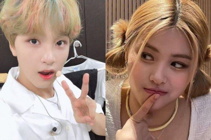Dating rumor nct Netizens Suspect