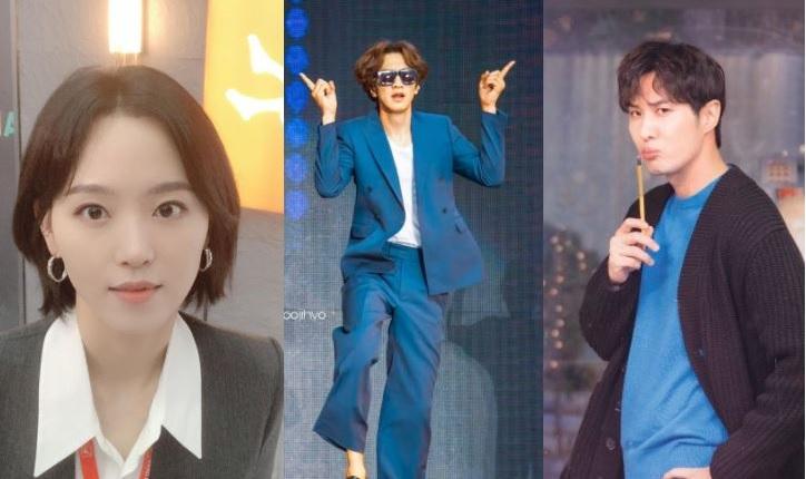 Kang Han Na Lee Kwng Soo KimJiSeok