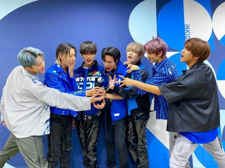 NCT Dream Inkigayo