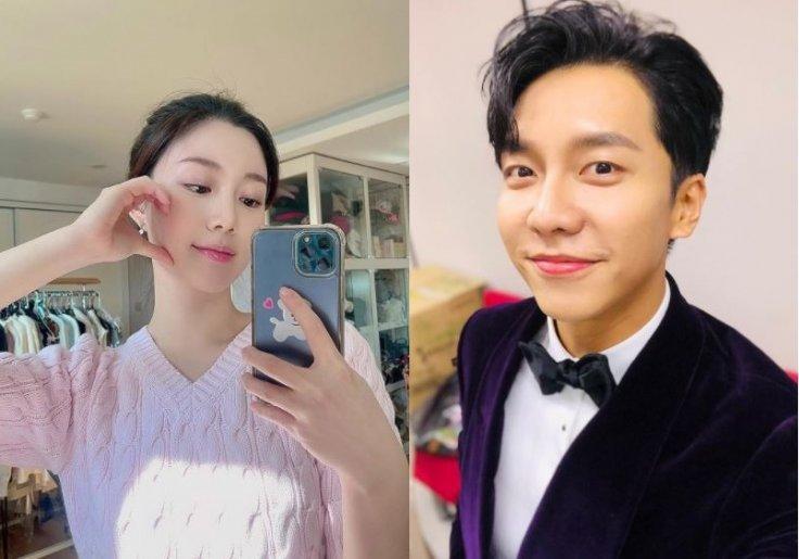 Lee Da In Lee Seung Gi