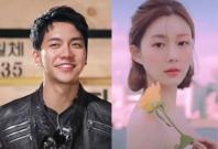 Lee Seung Gi Lee Da In