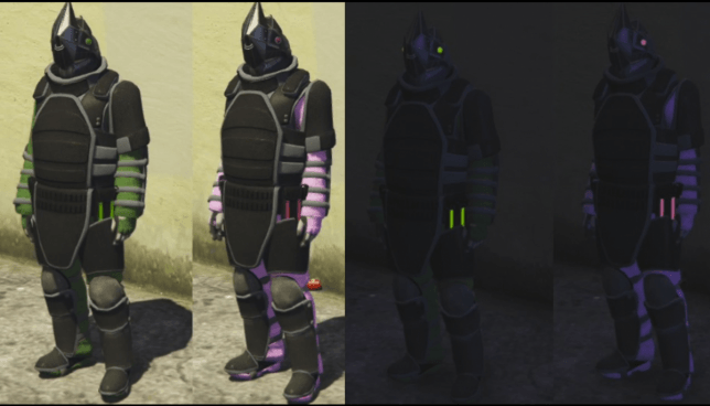 GTA Online: Import/Export Outfit 2