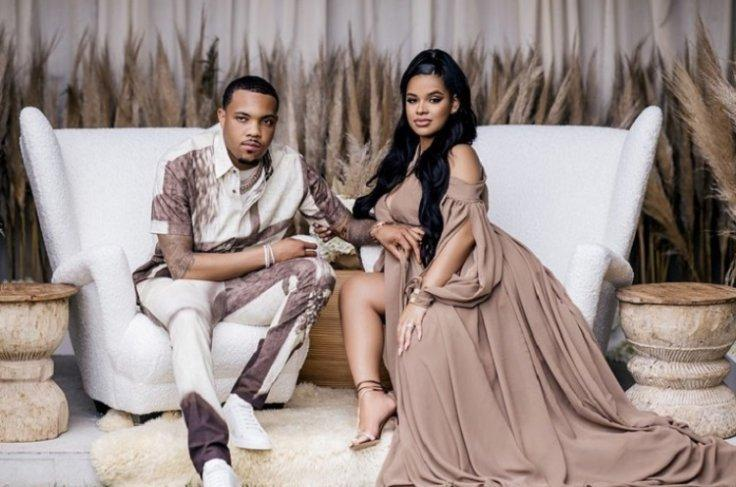 G Herbo and Taina Williams