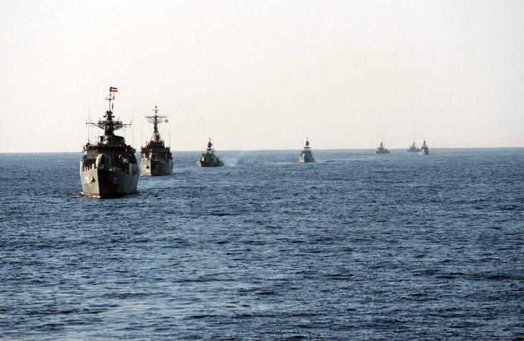 Iranian battleships