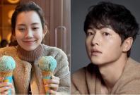 Shin Hyun Been Song Joong Ki