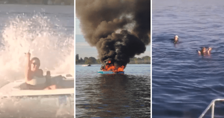 Boaters harass LGBTQ family