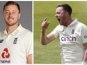 England Cricketer Ollie Robinson