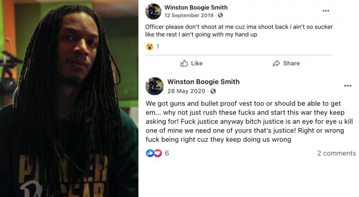 Winston Boogie Smith