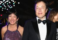 Elon Musk and Ghislaine Maxwell