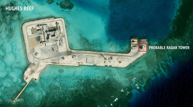 Malaysia, Vietnam voices concern about reports of China's military installations in South China Sea