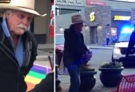Homophobic Cowboy
