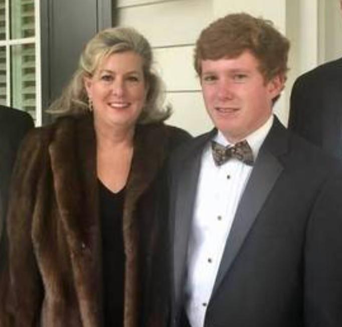Paul Murdaugh and his mother Maggie Murdaugh