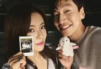 Lee Sun Bin Lee Kwang Soo