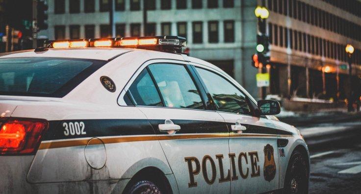 Police Patrol Car Cops