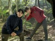 Joo Ji Hoon and Jun Ji Hyun