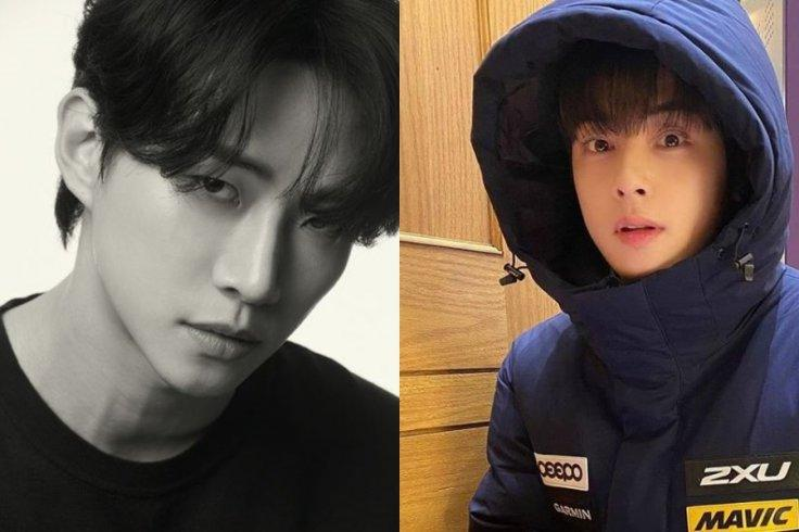 ASTRO's Cha Eun Woo Slips to 5th Place, 2PM's Junho Rose to 3 Place in Boy Group Ranking