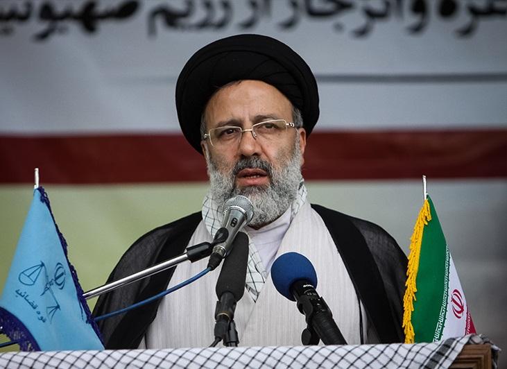 Ebrahim Raisi, Iran president-elect