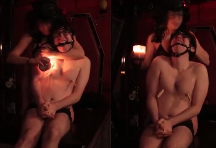 Zack Weiner BDSM video