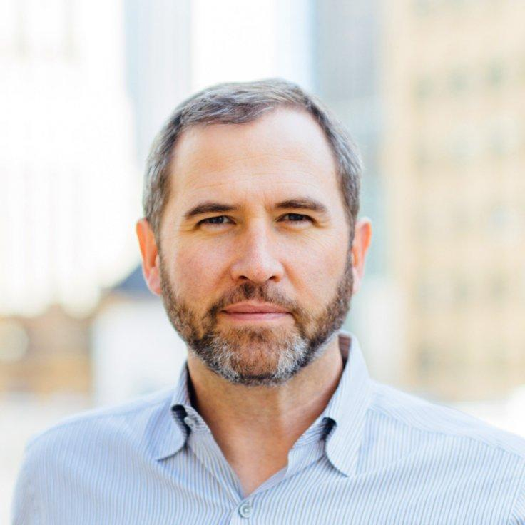 Ripple XRP Cryptocurrency CEO Brad Garlinghouse