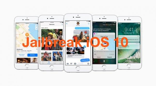 iOS 10 jailbreak