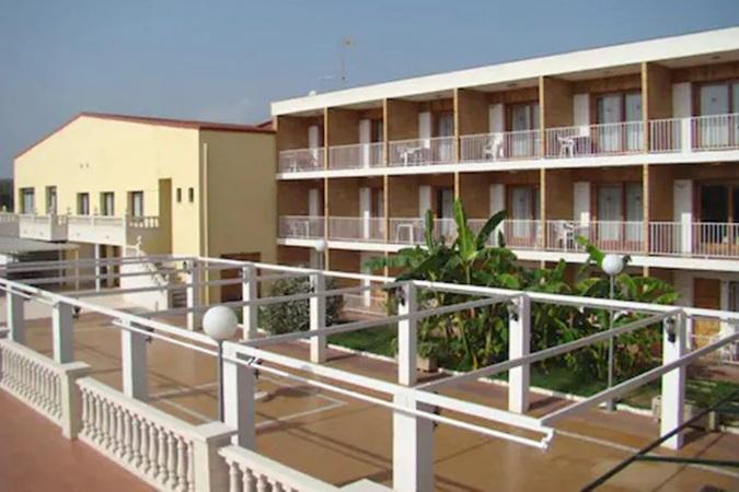 Daurada park Hotel in Cambrils in Catalonia