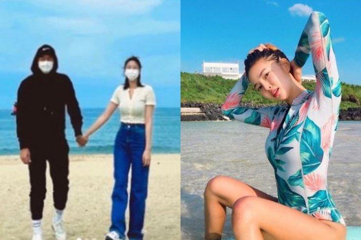 NS Yoon Ji Marriage