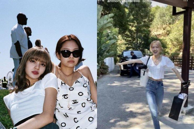 Blackpink's Jennie and Rose are Not Pregnant