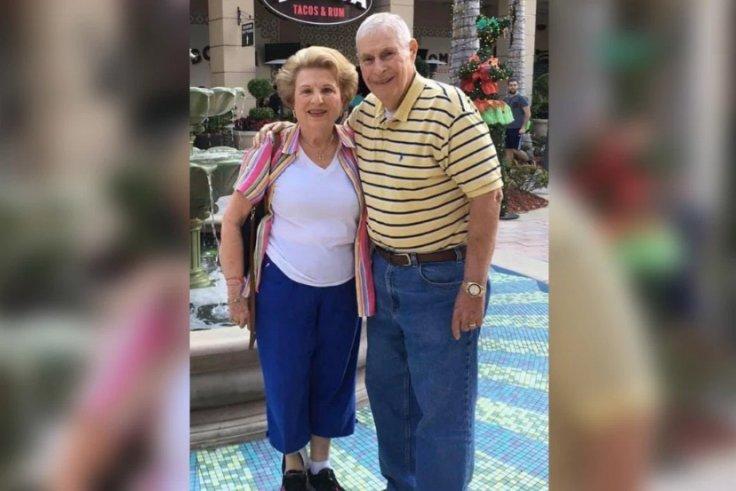 Arnie Notkin and Myriam Notkin