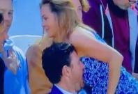 Man caught biting nipples