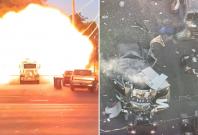 LAPD explosion