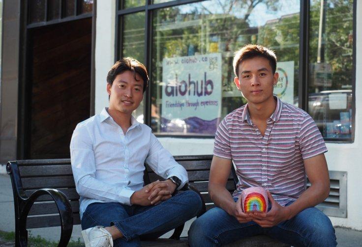 James Pratama and Leo Liu