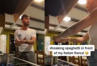 Italian Pasta Viral Video