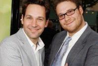 Paul Rudd and Seth Rogen
