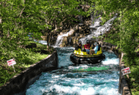 Raging River ride