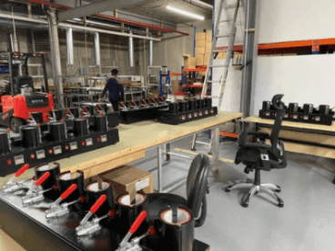 US factory