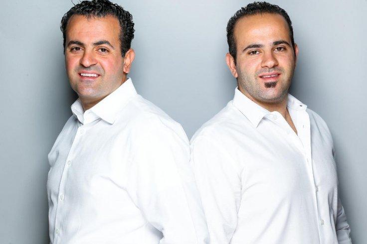Danny and Gabe Arik