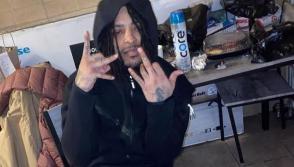 Rapper KTS Dre
