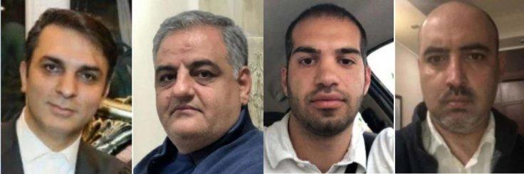 Iranian operatives
