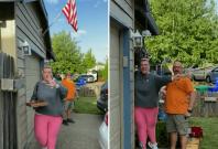 Racist Oregon couple
