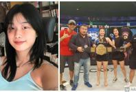 MMA Fighter Seo Ji Yeon