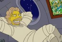 The Simpsons Richard Branson prediction