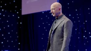 Jeff Bezos space flight
