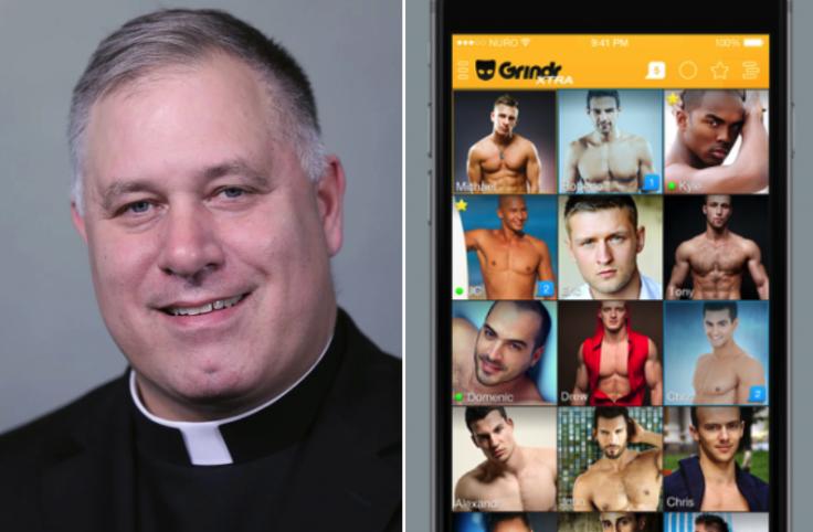 Monsignor Jeffrey Burill