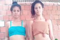 Amália Alves and Amanda Alves