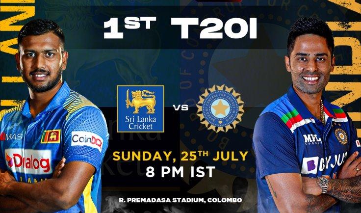 Sri Lanka vs India Live Streaming