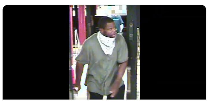 NY Subway Robber Attacker