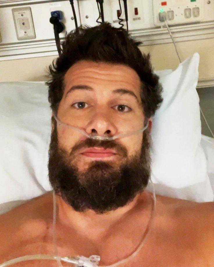 Steven Crowder Hospitalized Beard Sick Illness Unwell
