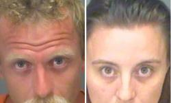 Florida Couple behind bars