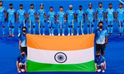 India Hockey Team Tokyo 2020