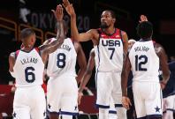 USA Basketball team